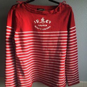 Ralph Lauren long sleeve thin knit